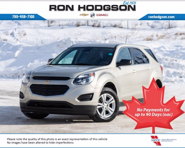 Certified Pre-Owned 2016 Chevrolet Equinox LS BLUETOOTH FWD