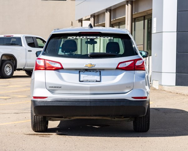 Certified Pre-Owned 2019 Chevrolet Equinox LS AWD HTD SEATS RMT START REAR CAMERA