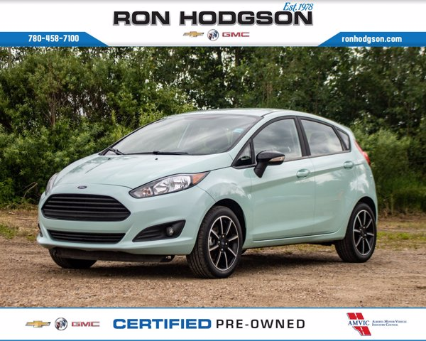 Pre-Owned 2019 Ford Fiesta SE HTD SEATS RMT START COOL COLOUR $129 BW