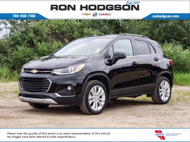 New 2019 Chevrolet Trax Premier LEATHER BOSE ROOF RMT START AWD