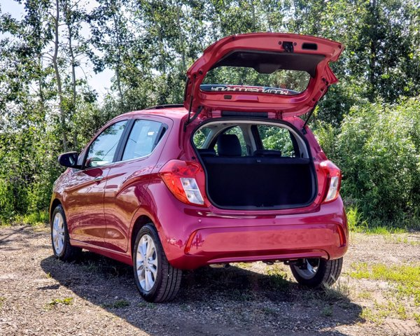 New 2019 Chevrolet Spark LT HTD SEATS SUNROOF COOL RASPBERRY COLOR