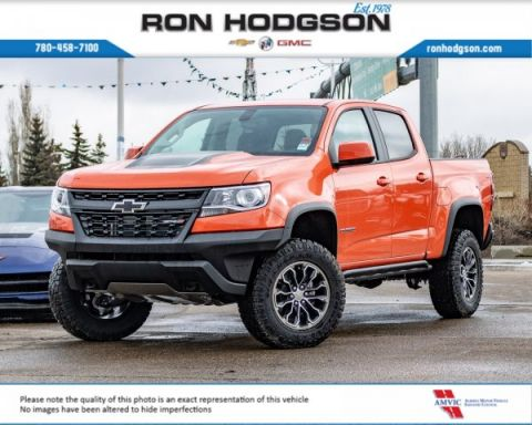 New 2019 Chevrolet Colorado 4WD ZR2 4WD Crew Cab Pickup