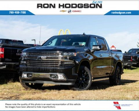 New 2020 Chevrolet Silverado 1500 High Country 4WD Crew Cab Pickup