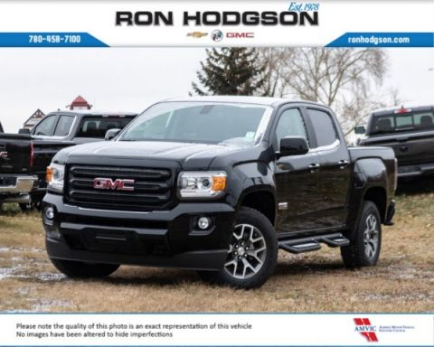 New 2020 GMC Canyon 4WD All Terrain w/Cloth 4WD Crew Cab Pickup