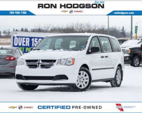 2014 Dodge Grand Caravan SE CANADA VALUE PKG LOW KM!!