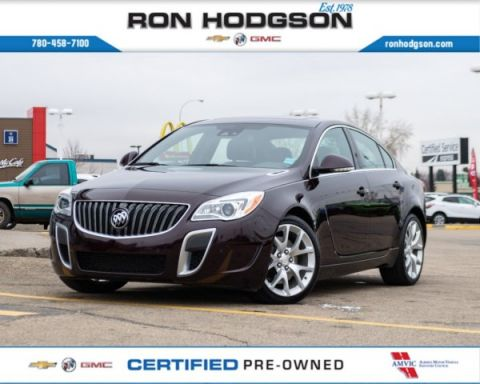 2017 Buick Regal GS AWD NAVI ROOF BOSE LTHR HTD WHEEL