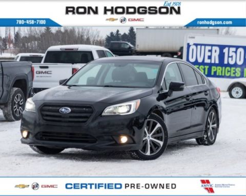 Pre-Owned 2015 Subaru Legacy 3.6R LIMITED NAVI LTHR HTD SEATS ROOF LOW KM AWD 4dr Car