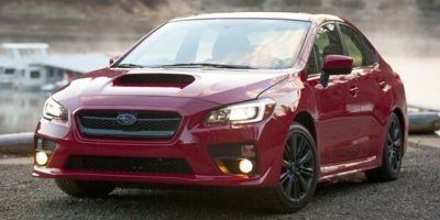 2015 Subaru WRX w/Sport Pkg LOW KM MANUAL