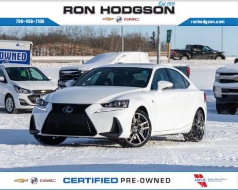 Pre-Owned 2019 Lexus IS IS 300 SERIES 2 F SPORT AWD 3M HTD WHEEL AWD 4dr Car