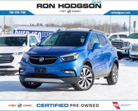 2017 Buick Encore Essence AWD ROOF NAV LEATHER HTD WHL LOW KM